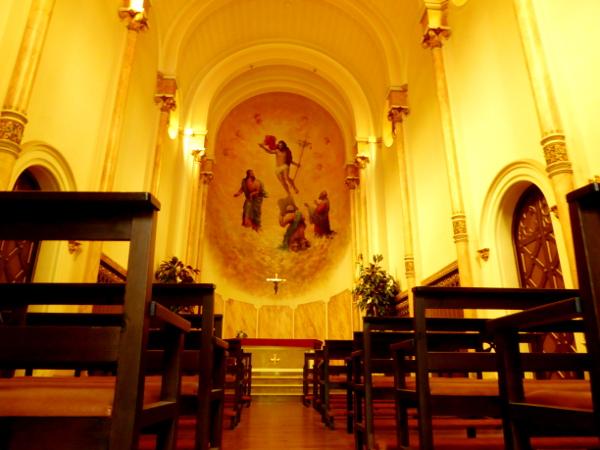 Kapelle Vichy Catalan Caldes de Malavella Freibeuter Reisen