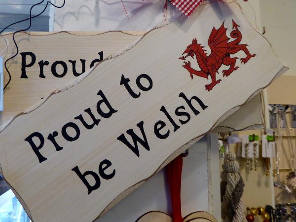 proud to be welsh Wales Land und Leute Freibeuter reisen
