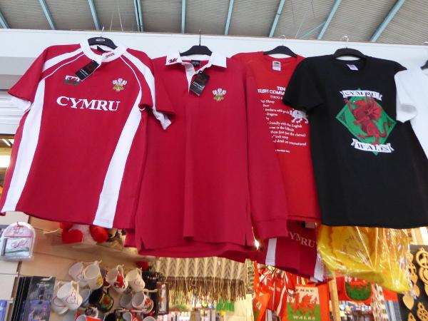 Wales Land und Leute Souvenirs freibeuter reisen