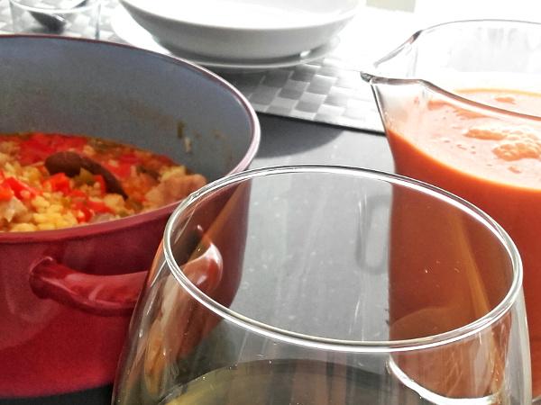 So schmeckt Malaga – Reis, Gazpacho und andere Suppen