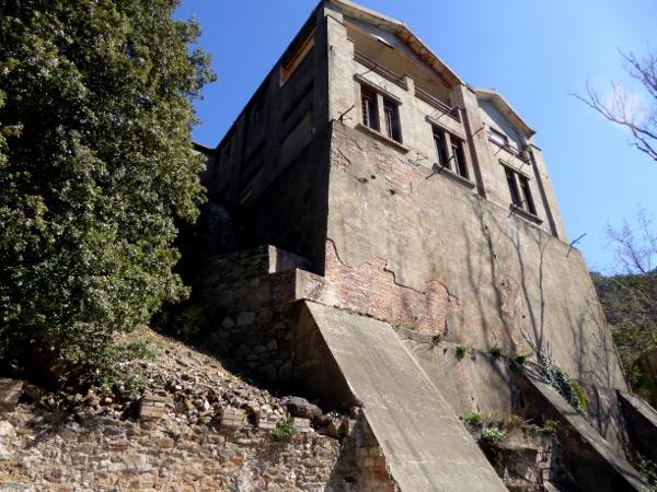 La Vajol Bunker Versteck der goldreserven Mina Canta mina d en Negrin Freibeuter reisen
