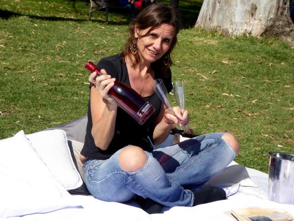 picknick sekt in barcelona freibeuter reisen