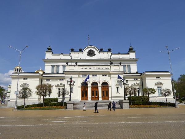 Narodno Sabranie nationalversammlung bulgarien sofia freibeuter reisen