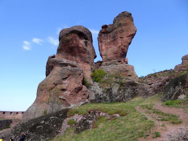 belogradschick die liebenden Felsen freibeuter reisen