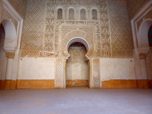 marrakesch marokko medersa Ben Youseff freibeuter reisen