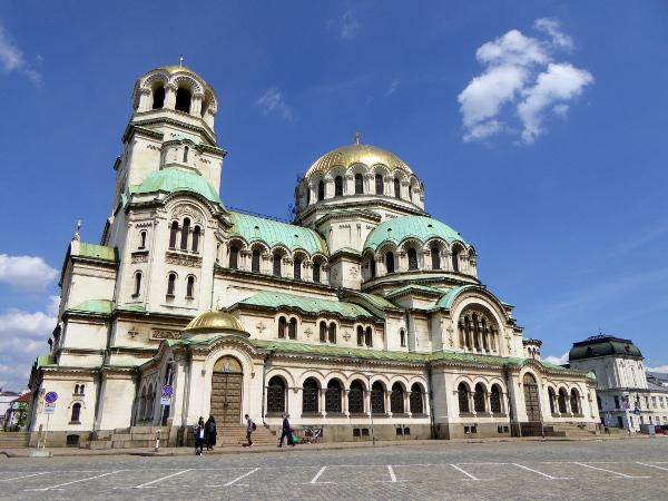 sofia alexander-newski-kathedrale-bulgarien freibeuter reisen