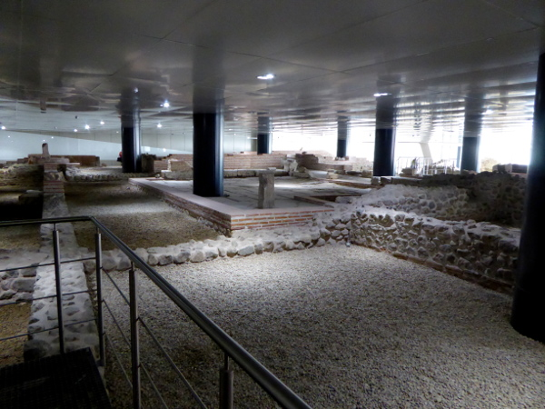 sofia metro serdica ausgrabungen freibeuter reisen