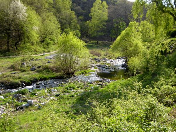 vratsa natur fluss bulgarien freibeuter reisen