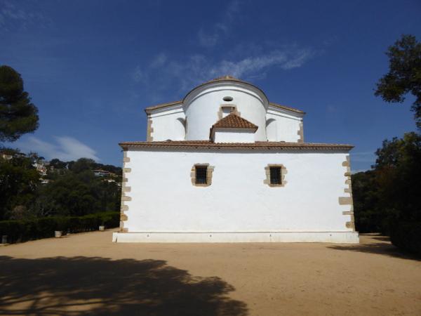 Santa Cristina Ermita lloret de mar platz freibeuter reisen