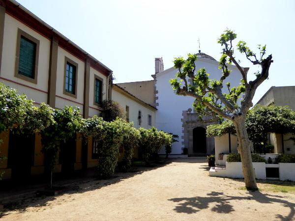 Santa Cristina ermita lloret de mar freibeuter reisen