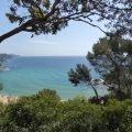 bucht santa cristina lloret de mar strand freibeuter reisen