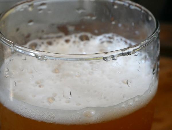 Cervesa Minera Bier aus den Bergen Hefeweizen