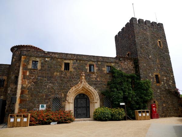 castell cap roig palafrugell