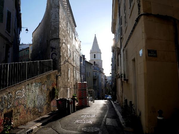 Le Panier am Morgen freibeuter reisen Marseille