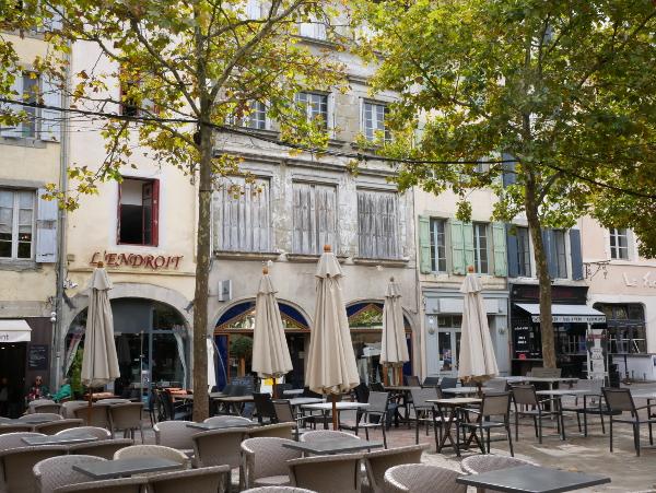 bastide unterstadt carcassonne freibeuter reisen