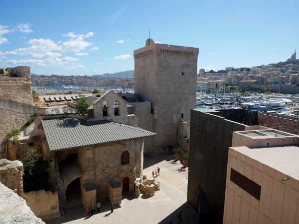 FEStung Saint Jean Marseille Mucem