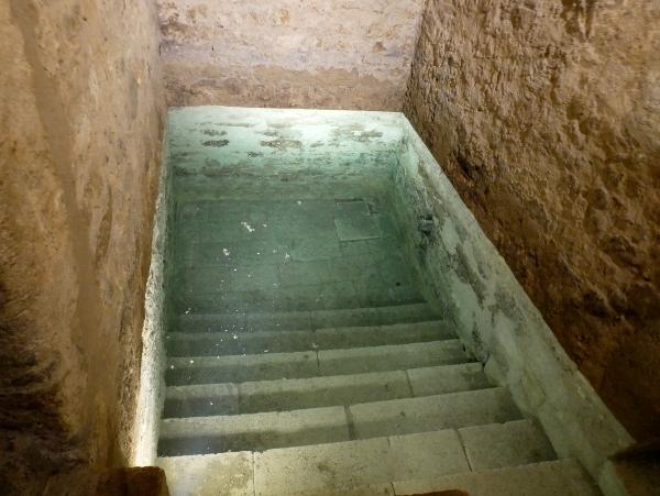 wasserbecken mikwe Montpellier freibeuter reisen