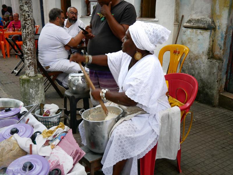 brasilien acaraje bahia freibeuter reisen