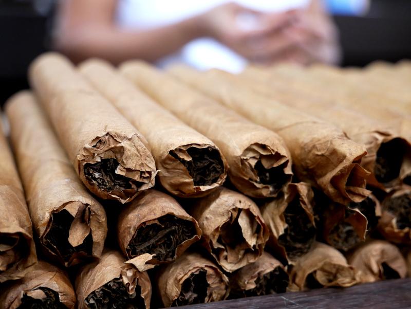fertige zigarren tabak brasilien freibeuter reisen
