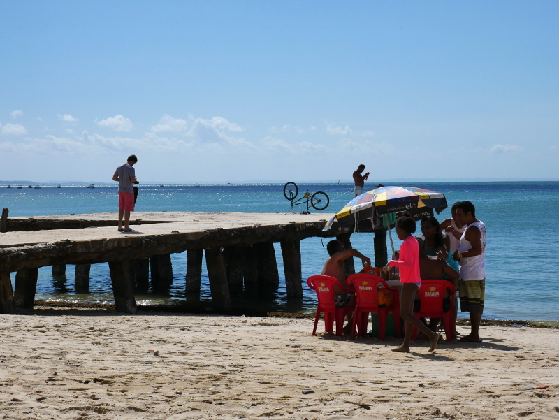 praia ribera salvador de bahia freibeuter reisen