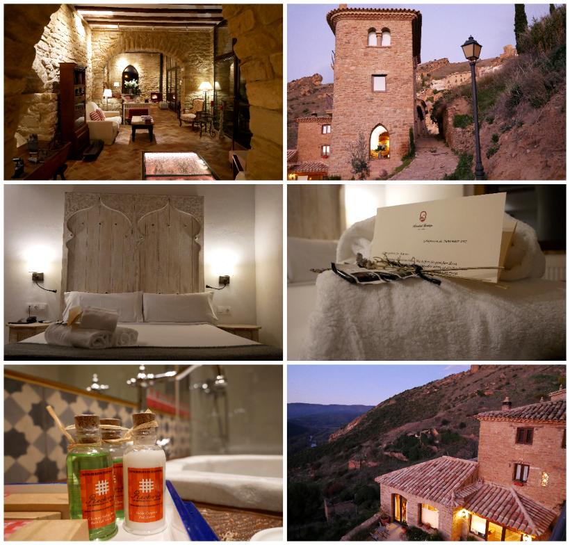 hotel heredad beragu valle de Roncal gallipienzo navarra spanien