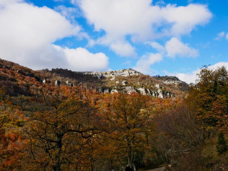 Navarra Naturpark Nacedero Urederra