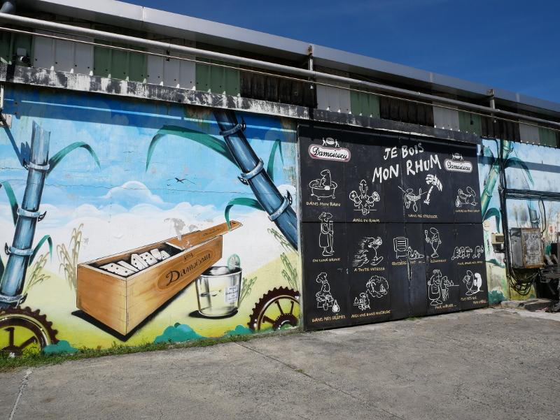 guadeloupe sehenswuerdigkeiten destillerie damoiseau