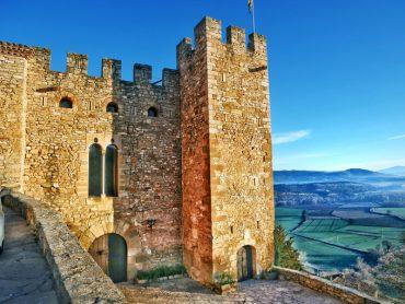 Turm castell de montsonís