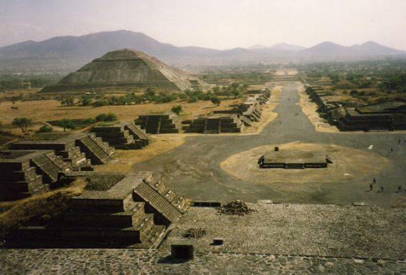 Vor den Toren Mexico Citys: Teotihuacan 1