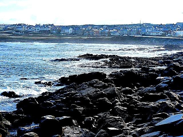 Nordirland Küste