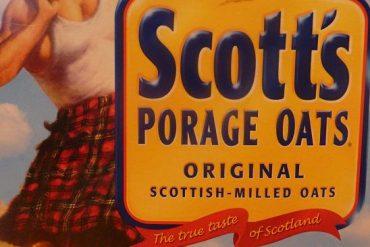 Coole Haferflocken und ein Porridge Rezept 3