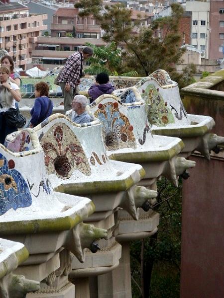 Gaudís Traum einer neuen Stadt 15