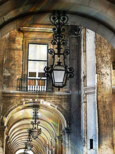 Lissabon - erster Stadtbummel 1