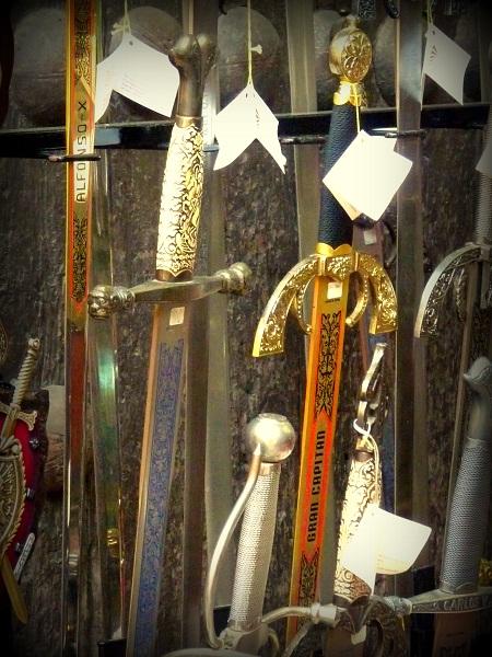 Toledo Schwerter