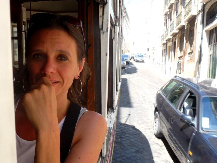 Tramvia 28 Lissabon ich
