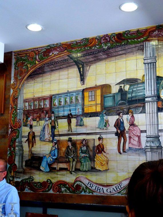 Restaurant Tipp Lissabon: Café Beira Gare   1