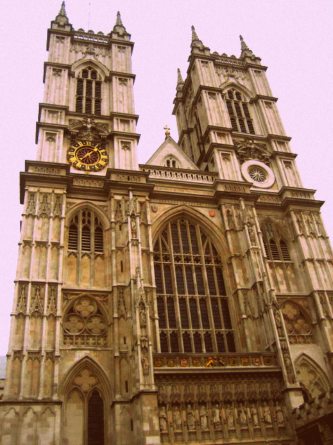 London Abbey Westminster