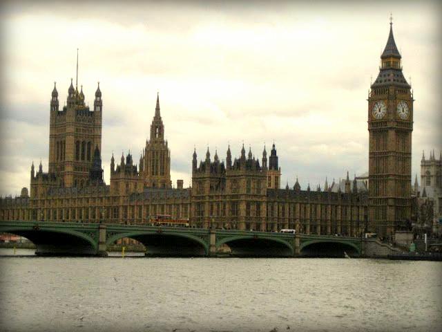 London Big Ben Parliament Westminster