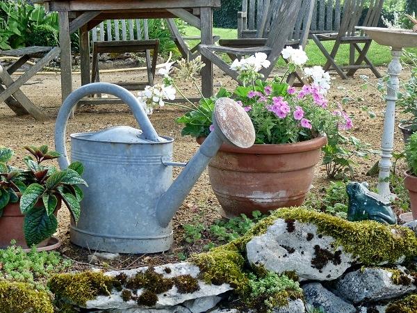 Garten Domaine de la Faurie