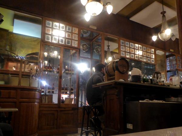La confiteria Bar Barcelona Wochenende