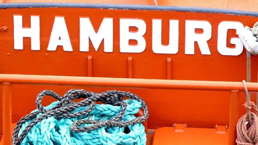 Hamburg und der Hafen 2