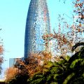 Torre AGBAR, der Phallus Barcelonas 1