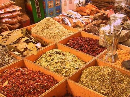 Dubai Spice Gewürzmarkt