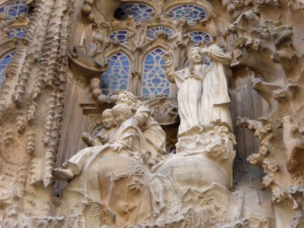 japanische Engel sagrada familia barcelona freibeuter reisen.