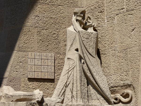 judaskuss und cruzigram sagrada familia barcelona freibeuter reisen
