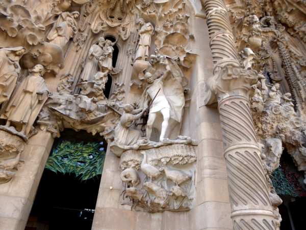 kindermord herodes sagrada familia barcelona freibeuter reisen
