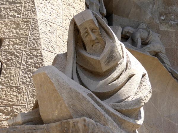 petrus Christus passion sagrada familia barcelona freibeuter reisen