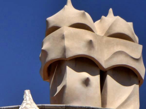 schornsteine pedrera barcelona