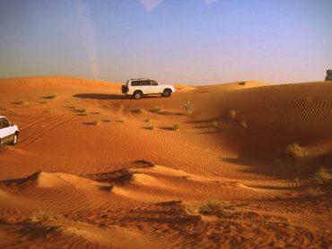 Dubai und ein Ritt in die Wüste 5