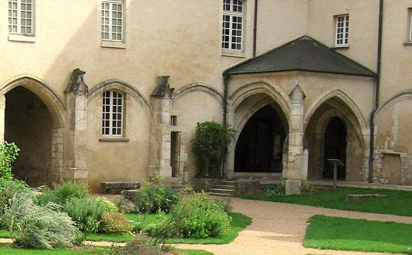 Vendome Klostergarten